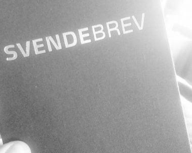 Svendebrev