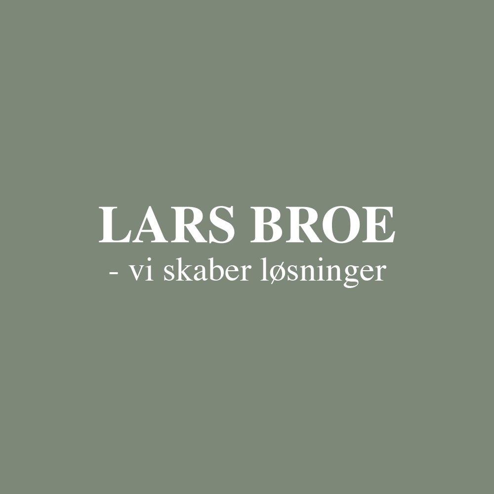Lars Broe vi skaber løsninger