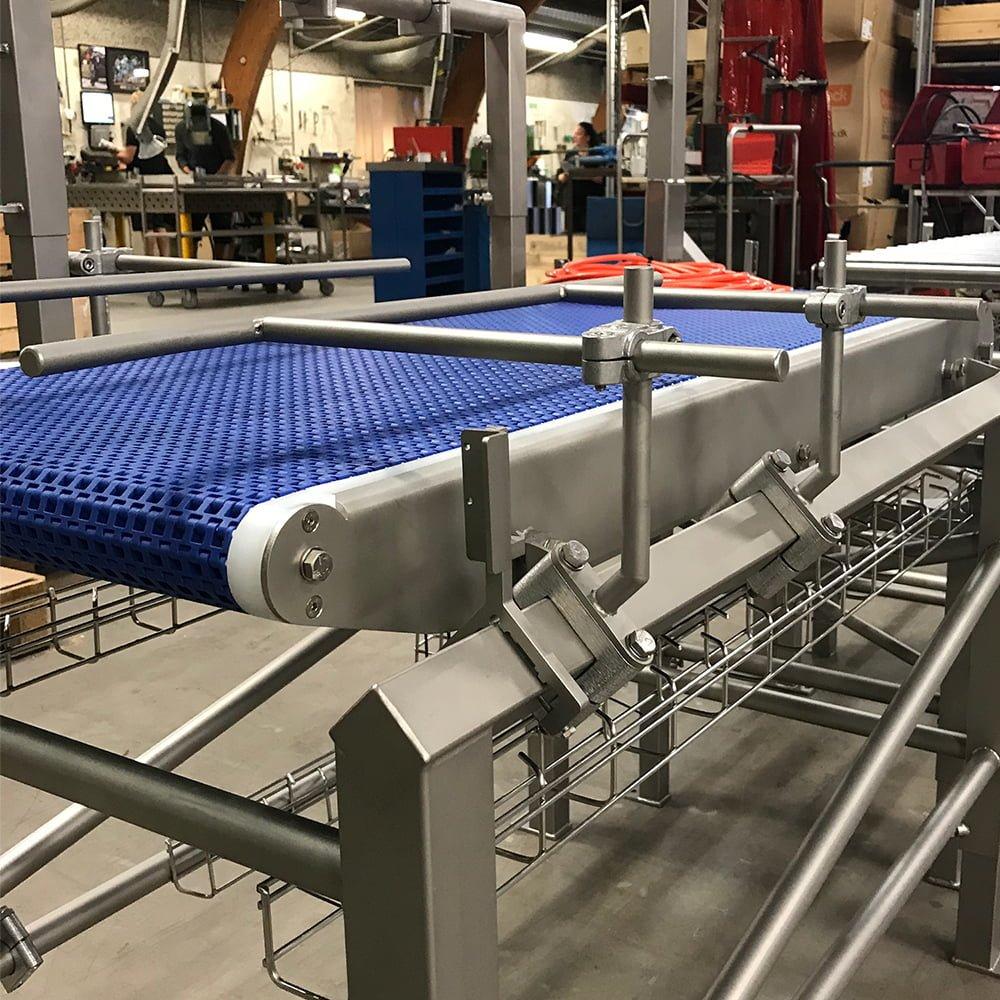 Produktionsudstyr i rustfrit stål