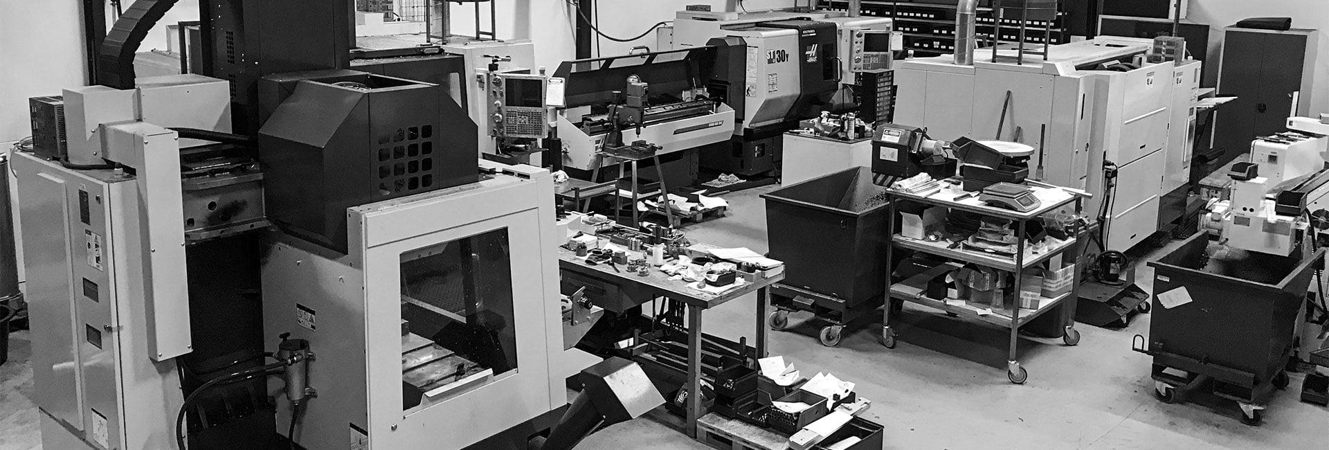 Lars Broe Maskinpark Maskinværksted